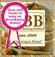 Bread Baking Buddy June